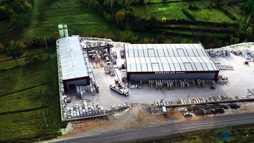 Çobanlar Mermer Drone Fotoğraf Çekimi