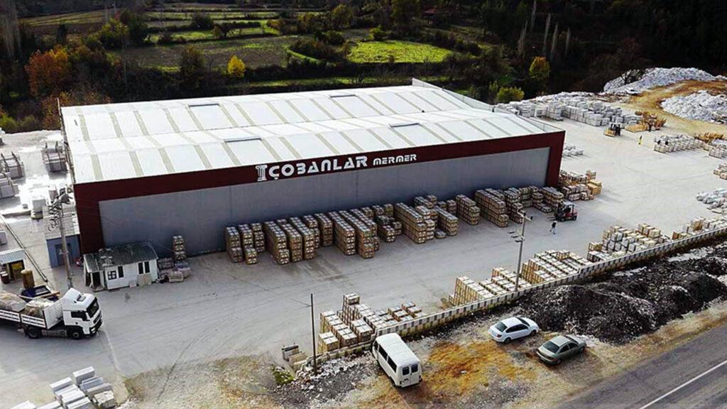 Çobanlar Mermer Drone Fotoğraf Çekimi 5