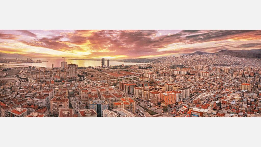 İzmir Belediyesi Havadan Fotoğraf Çekimi 3