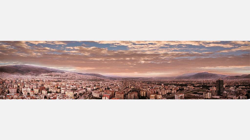 İzmir Belediyesi Havadan Fotoğraf Çekimi 4
