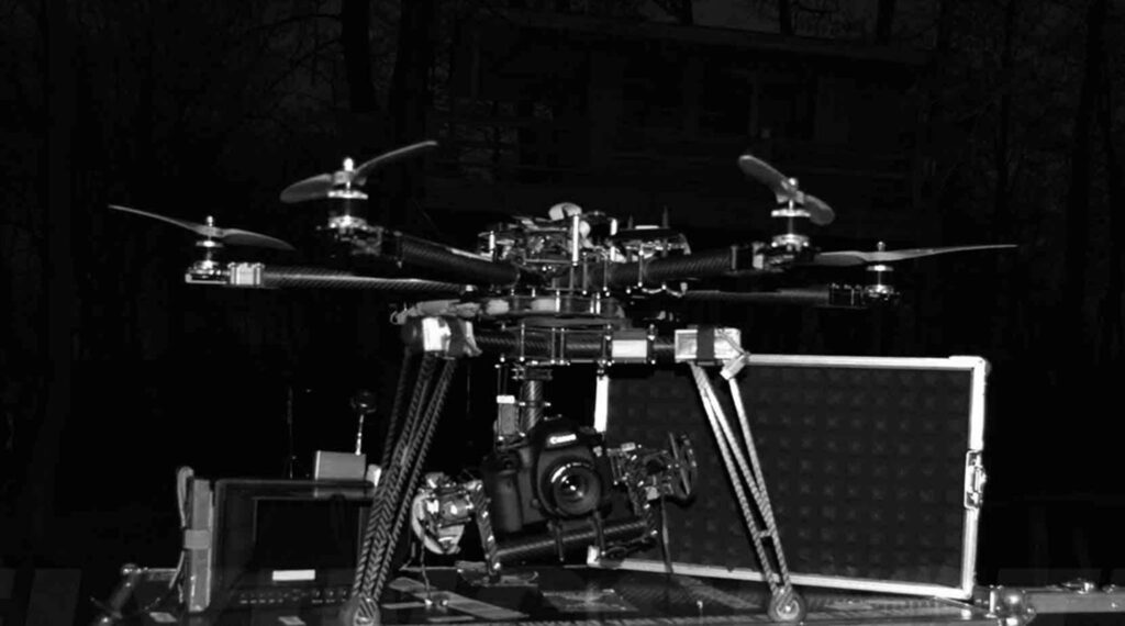 Berksan Duman Klip Drone Çekimi-1