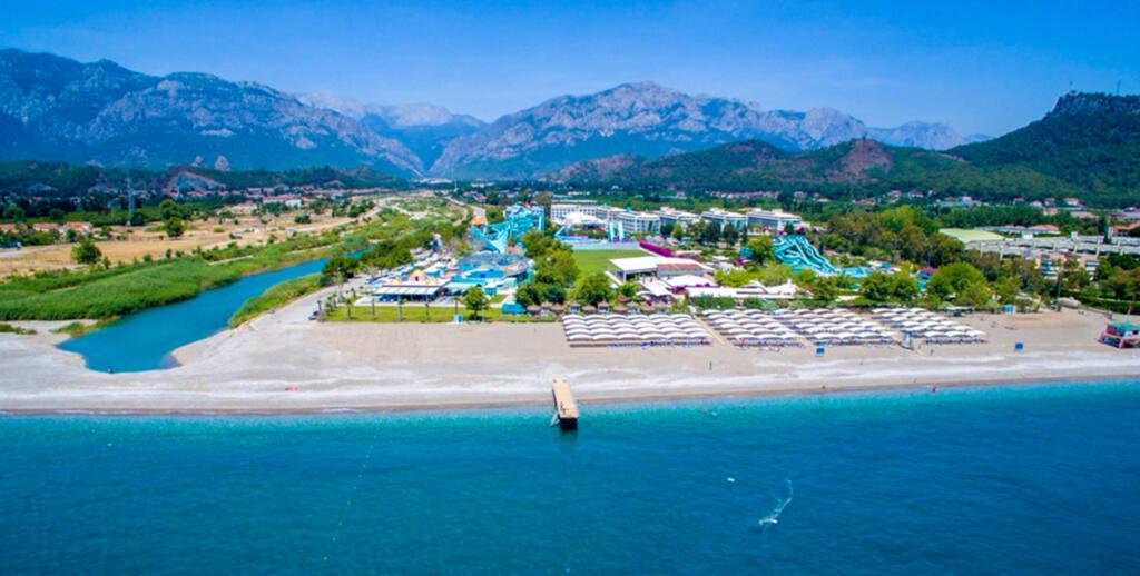 Daima Resort Hotel Drone Çekimi-01