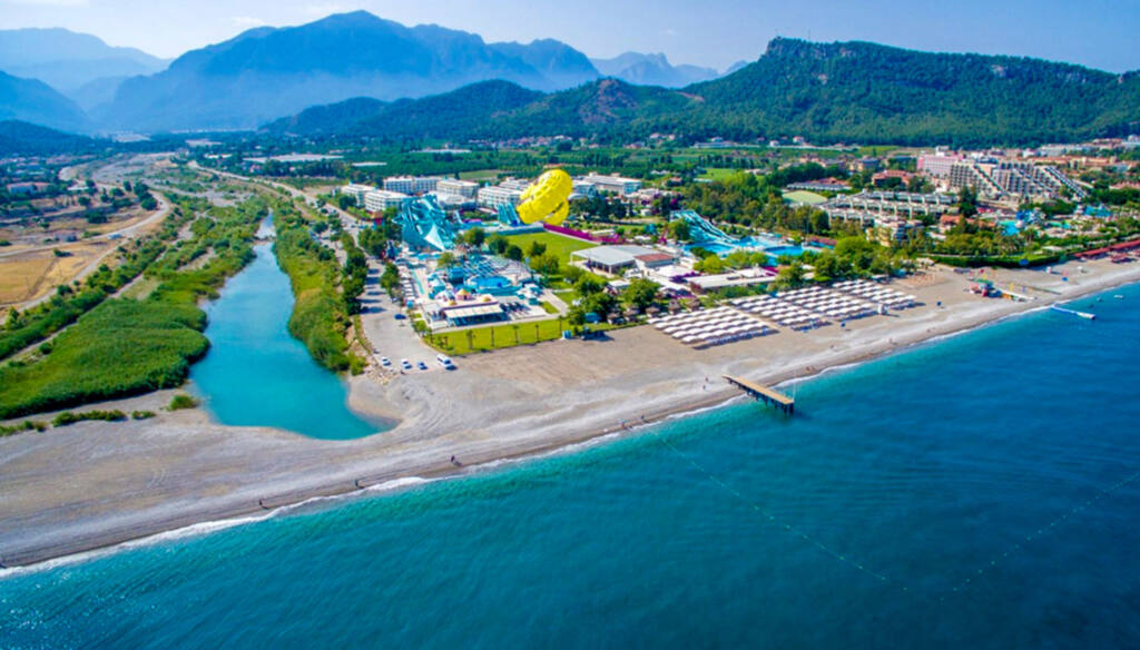 Daima Resort Hotel Drone Çekimi-02