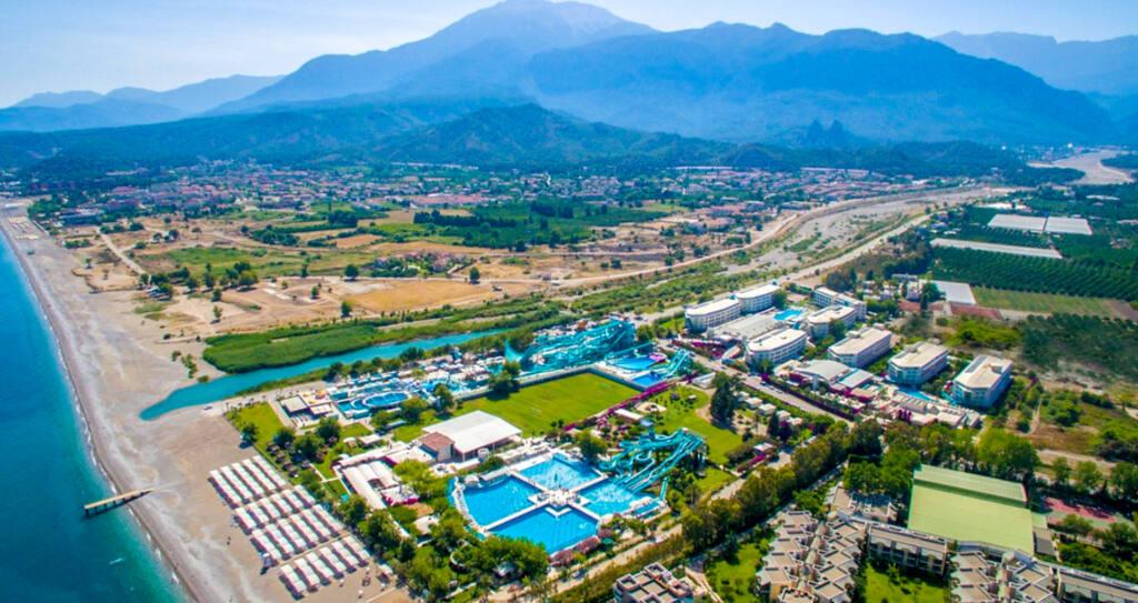 Daima Resort Hotel Drone Çekimi-04