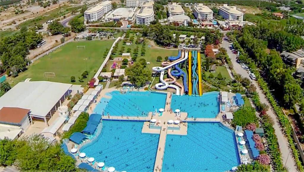 Daima Resort Hotel Drone Çekimi-05