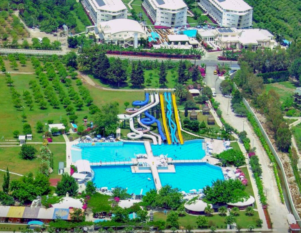 Daima Resort Hotel Drone Çekimi-06