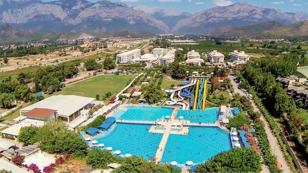 Daima Resort Hotel Drone Çekimi-08