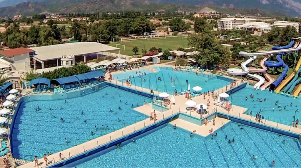 Daima Resort Hotel Drone Çekimi-10