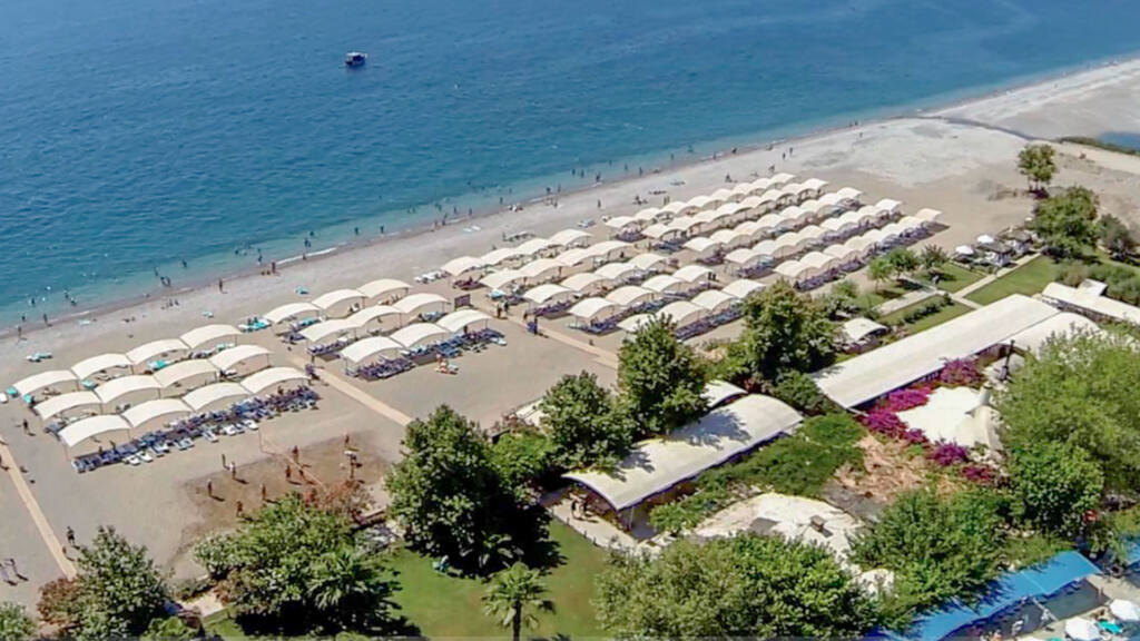 Daima Resort Hotel Drone Çekimi-11
