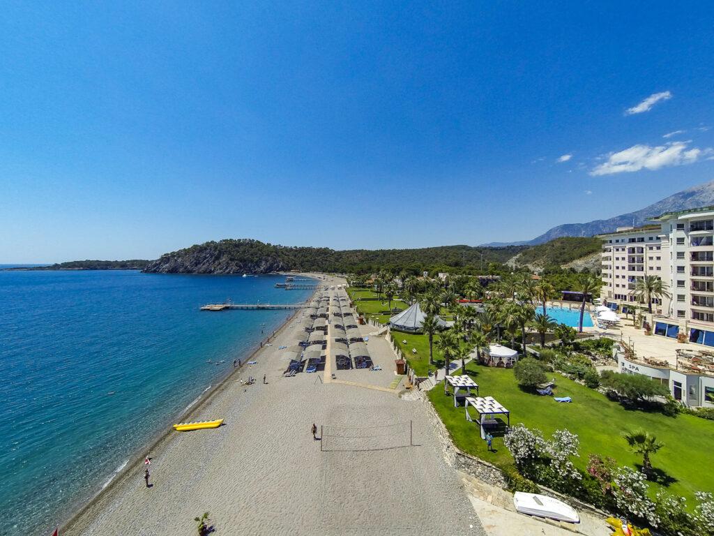Elize Resort Hotel Drone Çekimi -04