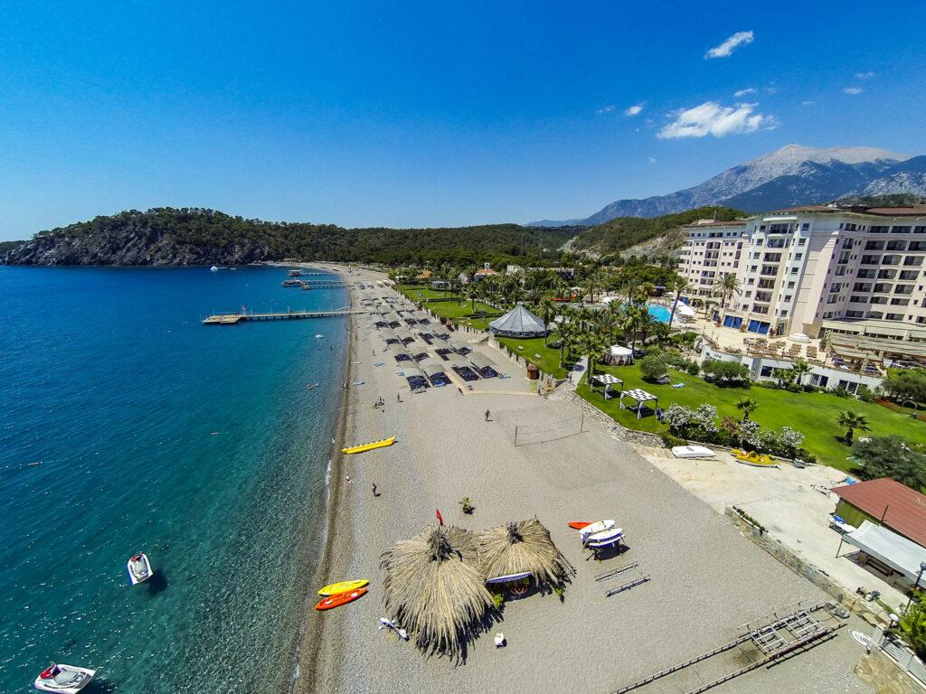 Elize Resort Hotel Drone Çekimi -05