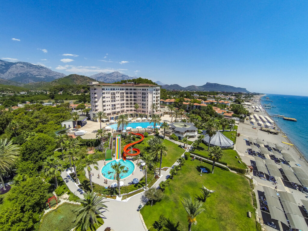 Elize Resort Hotel Drone Çekimi -15