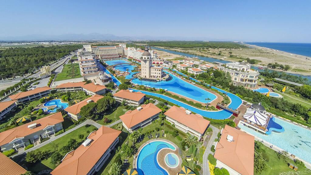 Grand Mardan Hotel Drone Çekimi 1