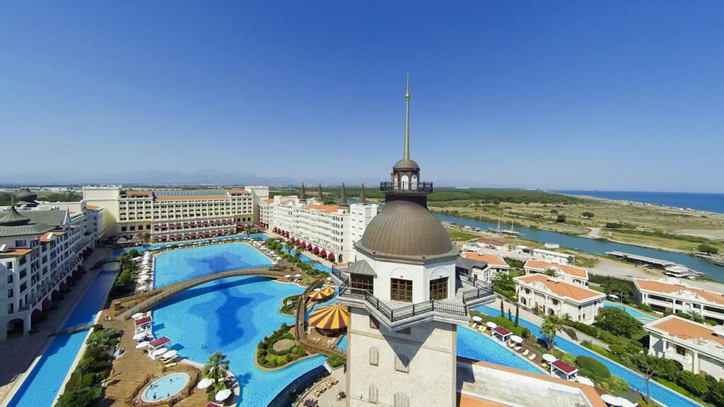 Grand Mardan Hotel Drone Çekimi 11