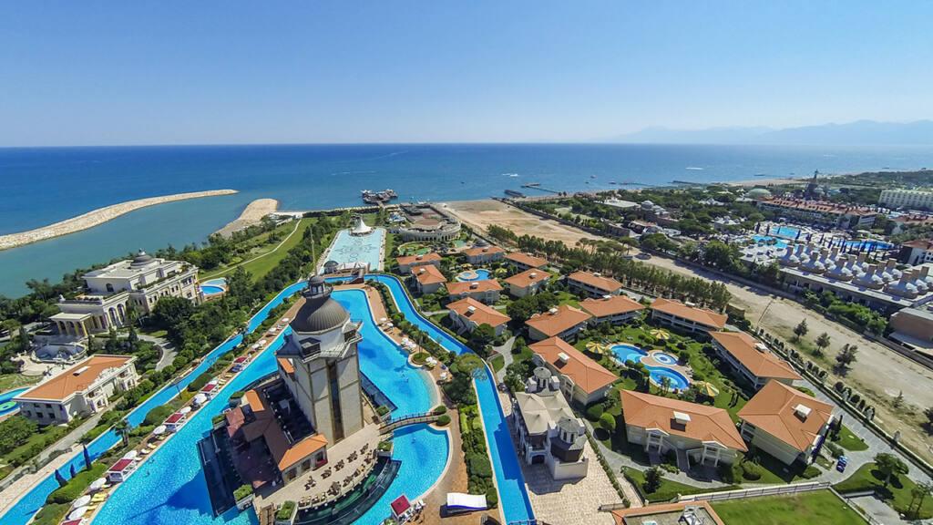 Grand Mardan Hotel Drone Çekimi 2