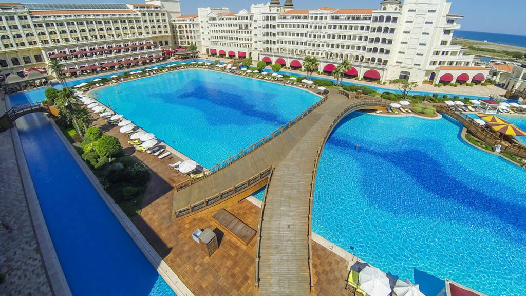 Grand Mardan Hotel Drone Çekimi 6
