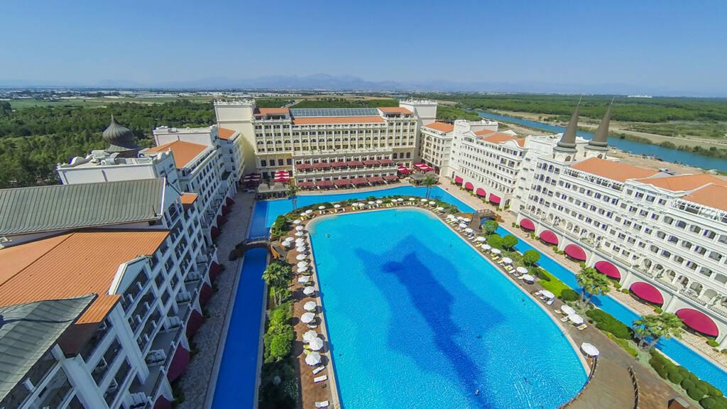 Grand Mardan Hotel Drone Çekimi 7