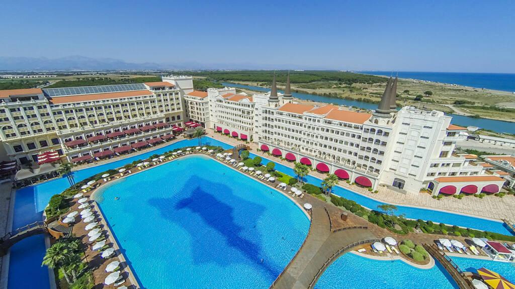 Grand Mardan Hotel Drone Çekimi 8