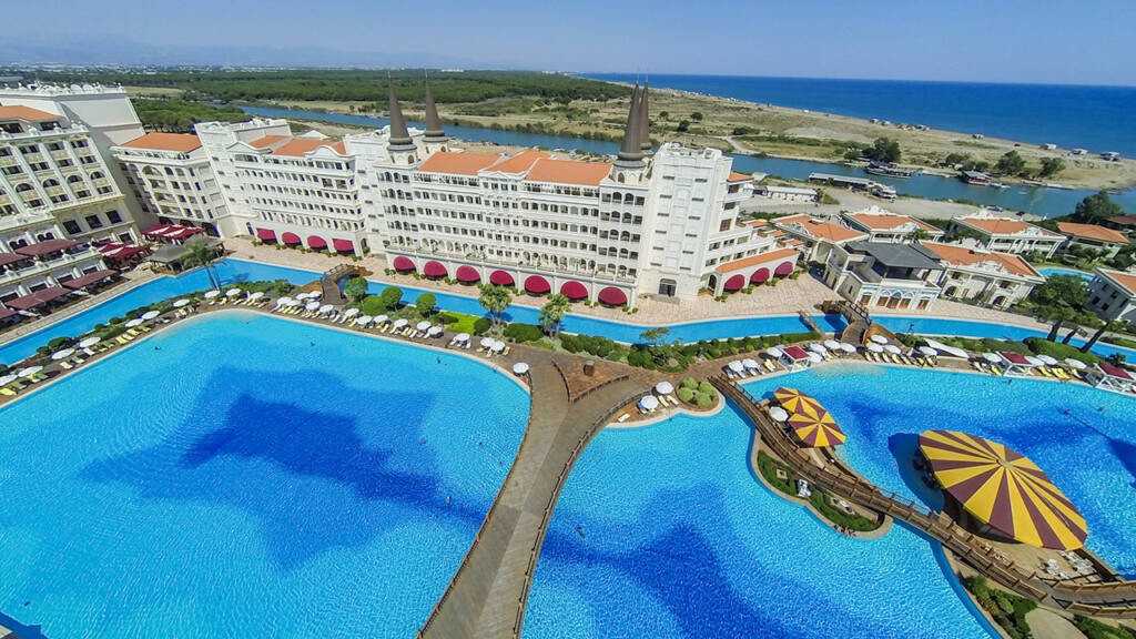Grand Mardan Hotel Drone Çekimi 9