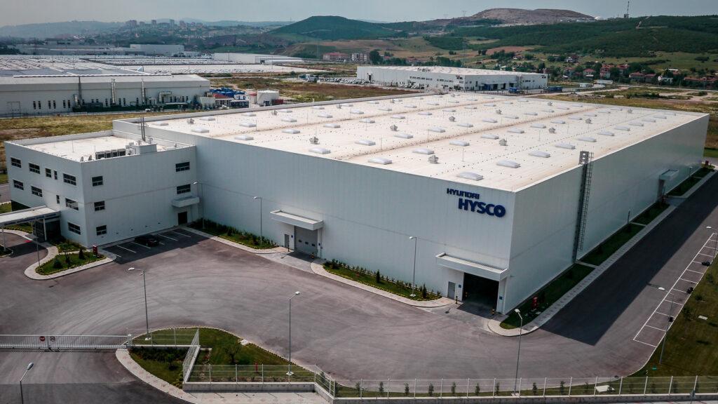 Hyundai Hysco Fabrikası Drone Çekimi 00001