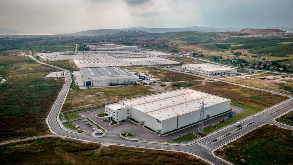 Hyundai Hysco Fabrikası Drone Çekimi 00002