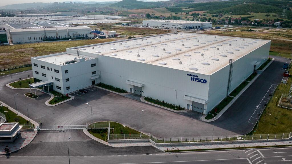 Hyundai Hysco Fabrikası Drone Çekimi 00003