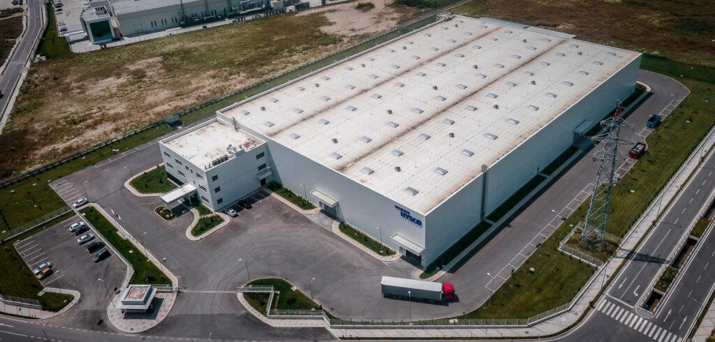 Hyundai Hysco Fabrikası Drone Çekimi 00004