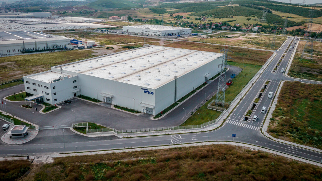 Hyundai Hysco Fabrikası Drone Çekimi 00005