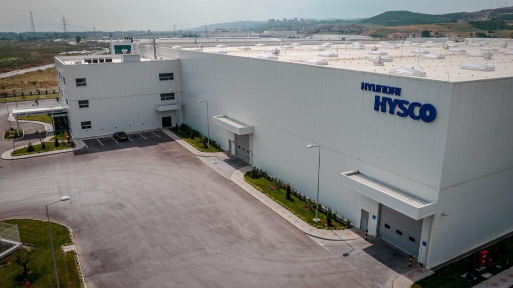 Hyundai Hysco Fabrikası Drone Çekimi 00006