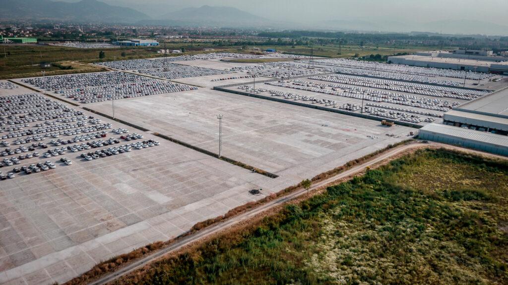 Hyundai Hysco Fabrikası Drone Çekimi 00008