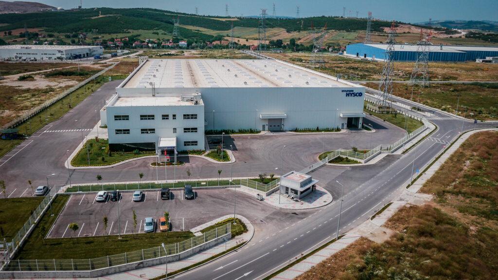 Hyundai Hysco Fabrikası Drone Çekimi 00009