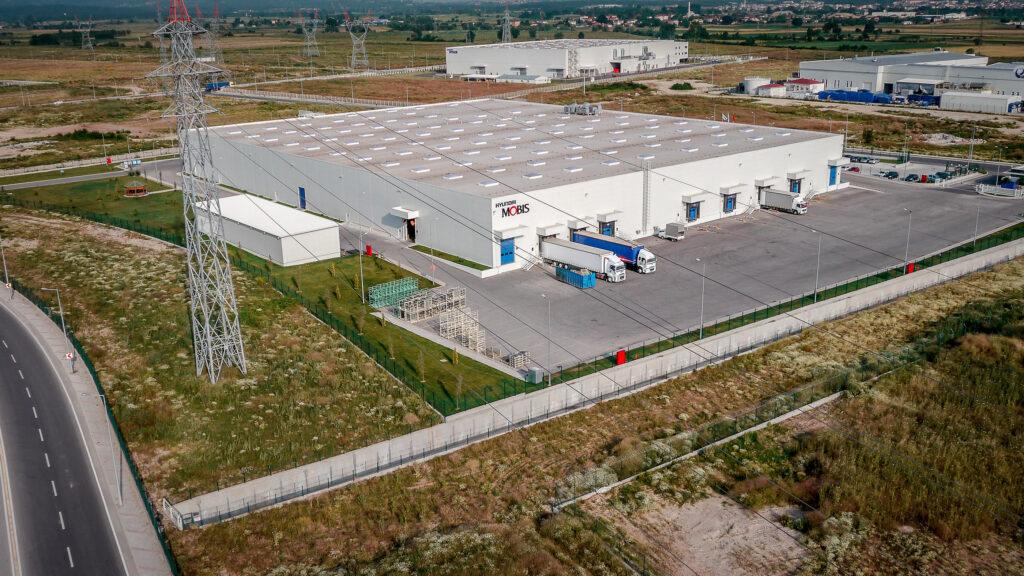 Hyundai Hysco Fabrikası Drone Çekimi 00011