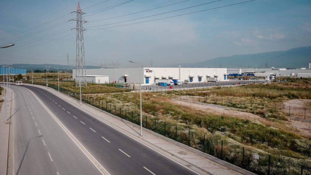 Hyundai Hysco Fabrikası Drone Çekimi 00012