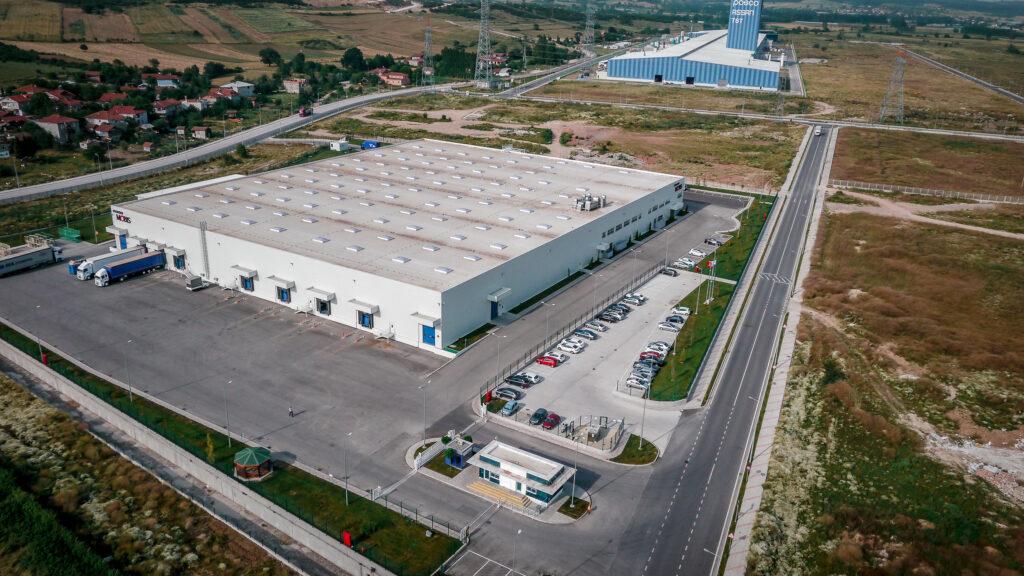 Hyundai Hysco Fabrikası Drone Çekimi 00013