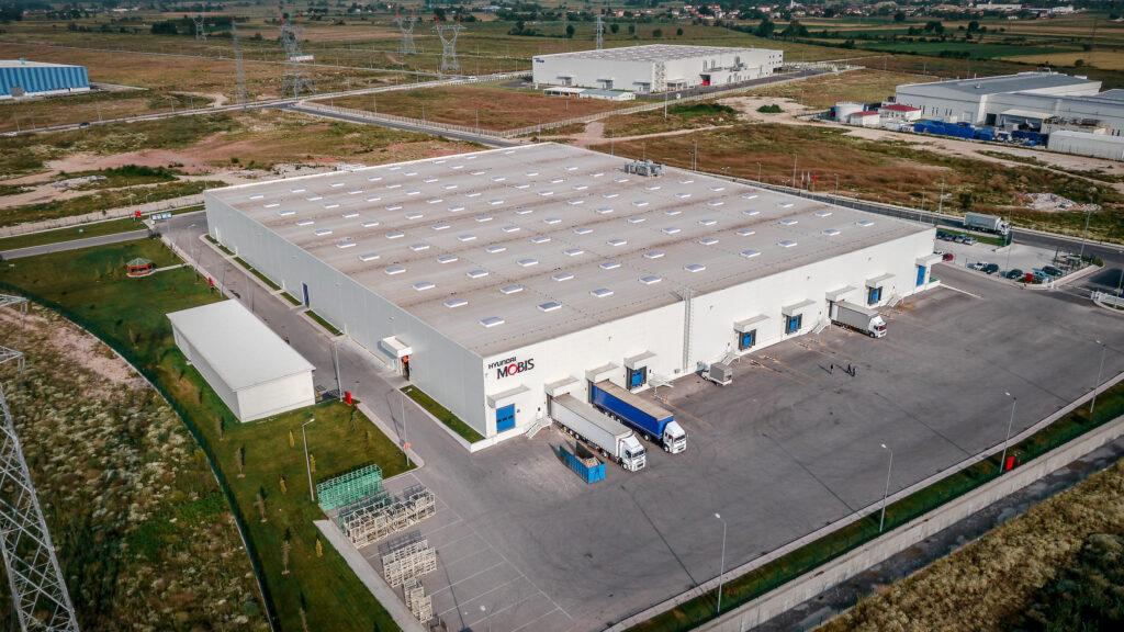 Hyundai Hysco Fabrikası Drone Çekimi 00014