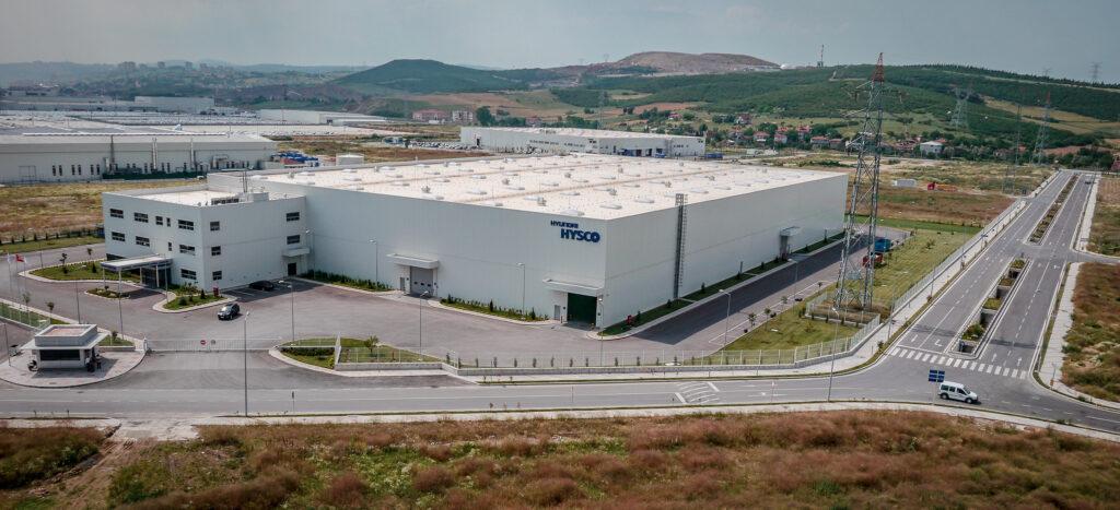 Hyundai Hysco Fabrikası Drone Çekimi 00016