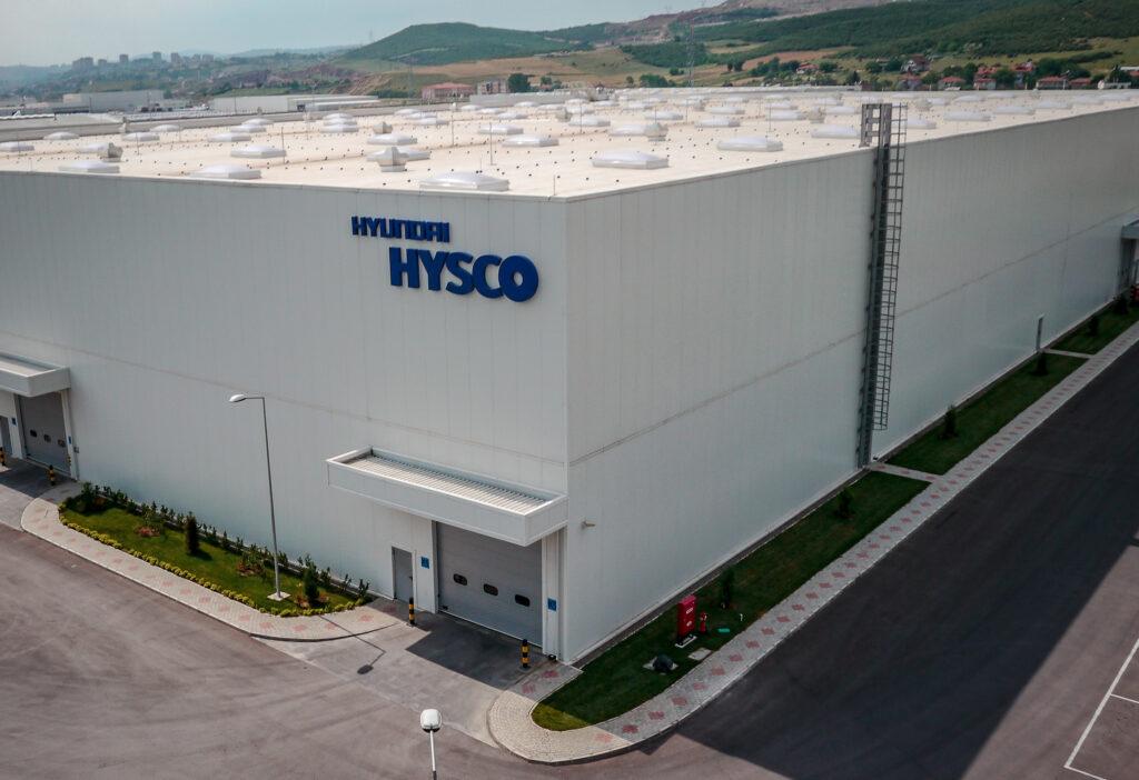 Hyundai Hysco Fabrikası Drone Çekimi 00017