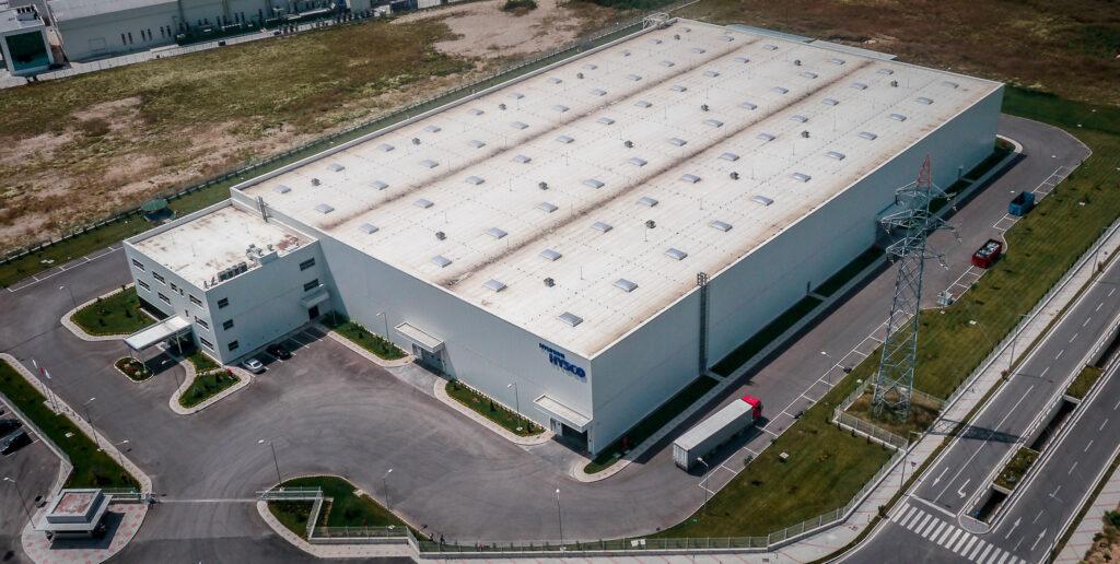 Hyundai Hysco Fabrikası Drone Çekimi 00018