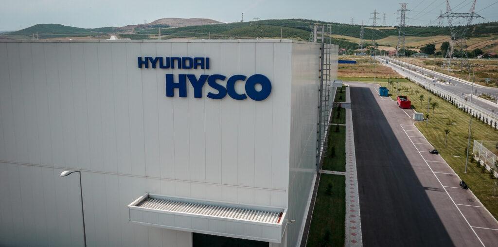 Hyundai Hysco Fabrikası Drone Çekimi 00019
