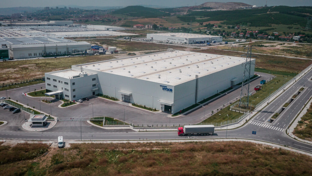 Hyundai Hysco Fabrikası Drone Çekimi 00020