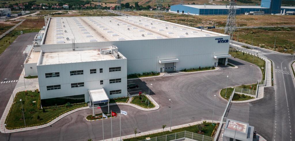 Hyundai Hysco Fabrikası Drone Çekimi 00021