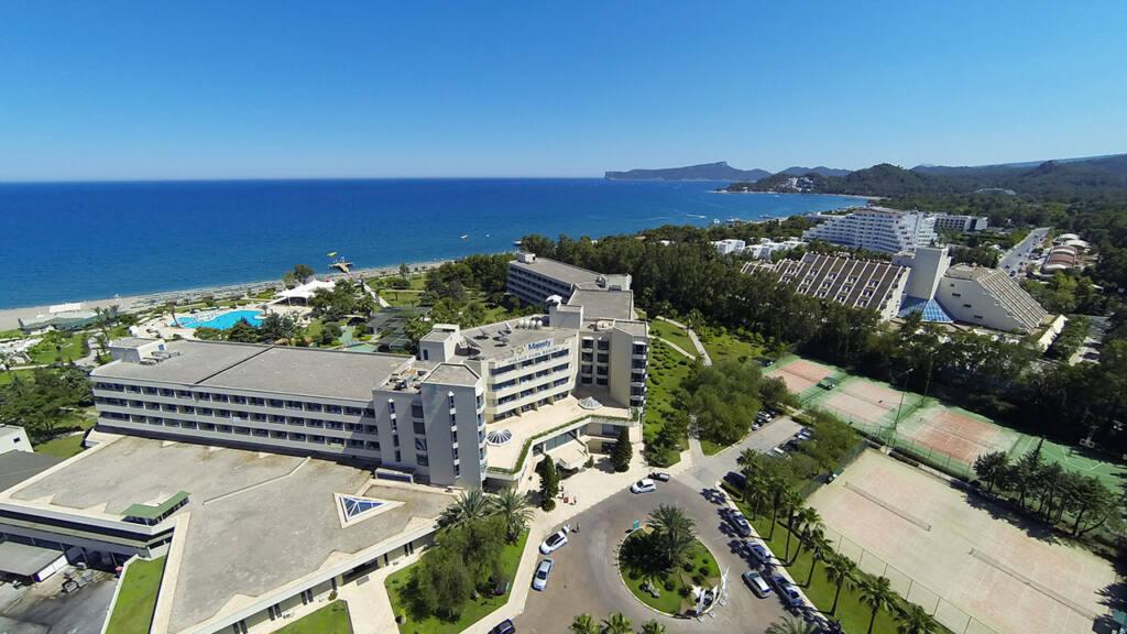 Mirage Park Hotel Drone Çekimi 1