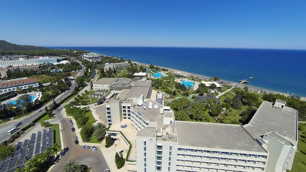 Mirage Park Hotel Drone Çekimi 10
