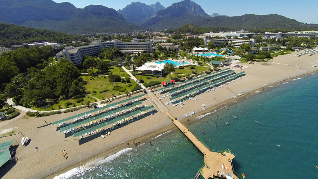 Mirage Park Hotel Drone Çekimi