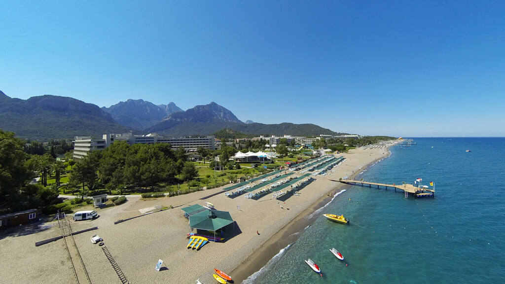 Mirage Park Hotel Drone Çekimi 11