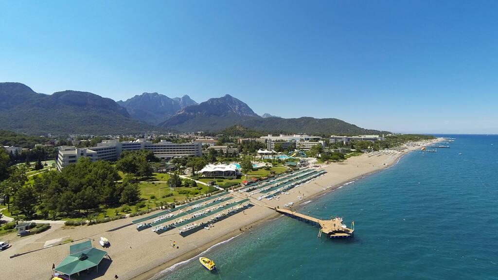 Mirage Park Hotel Drone Çekimi 12