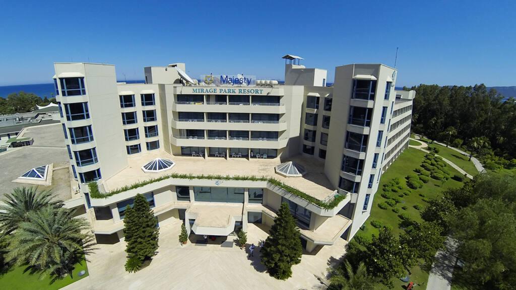 Mirage Park Hotel Drone Çekimi 13