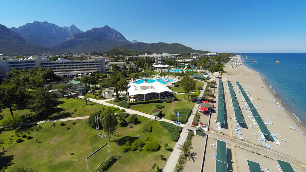 Mirage Park Hotel Drone Çekimi 14