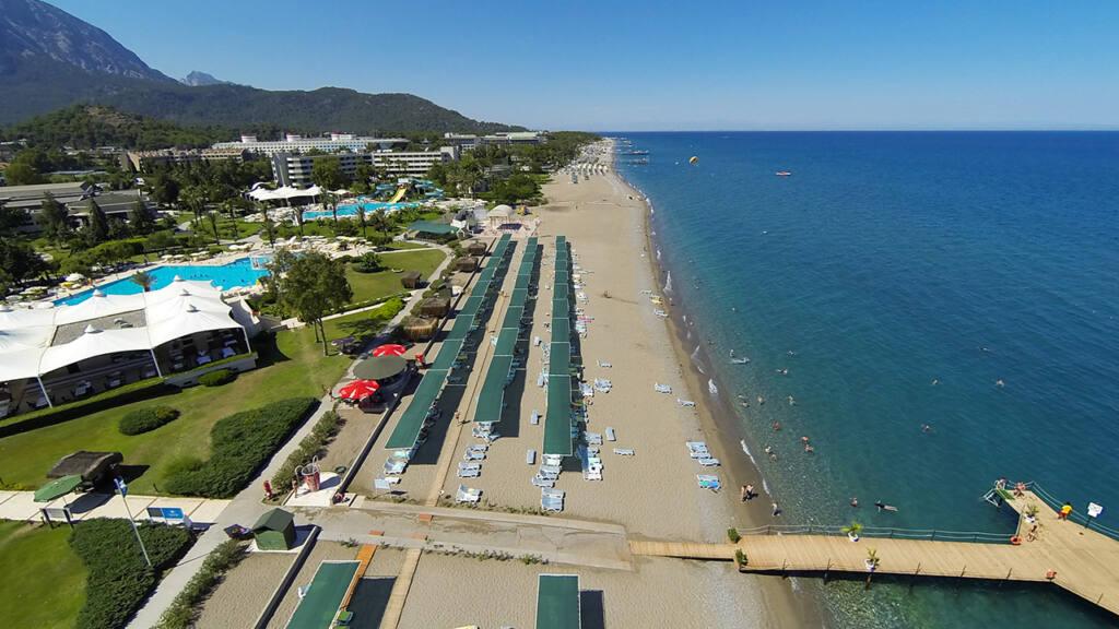 Mirage Park Hotel Drone Çekimi 15