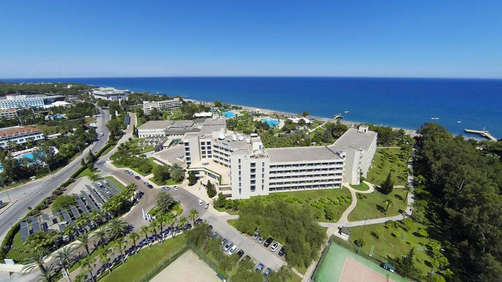 Mirage Park Hotel Drone Çekimi 2
